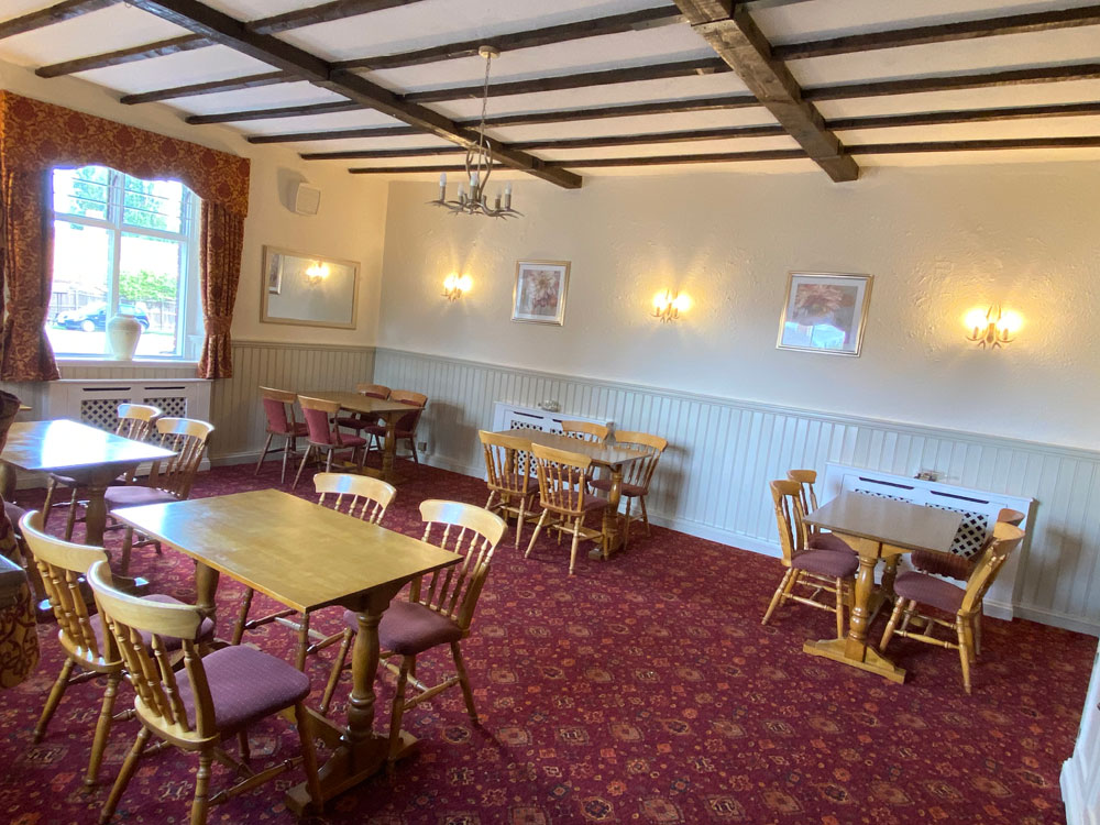 Function Room at The Royal Oak Walgrave